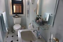 Main level washroom