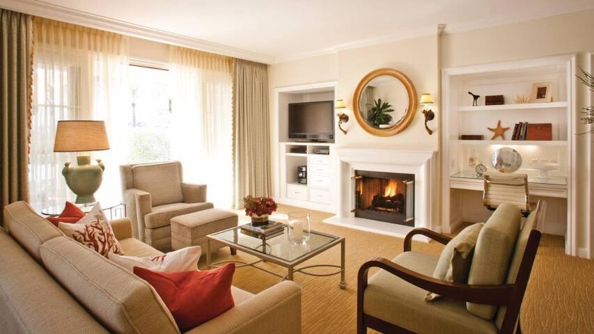 4 Seasons Timeshare Resort in Carlsbad.