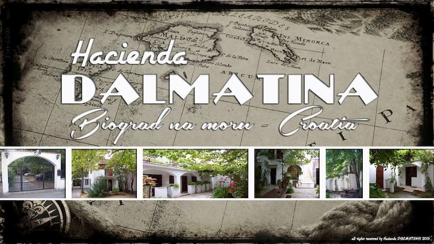 Hacienda Dalmatina - Biograd na Moru - Villa