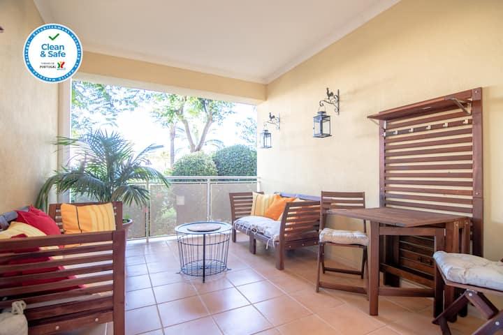 2 Bedroom Apartment Vilamoura. Private Condominium