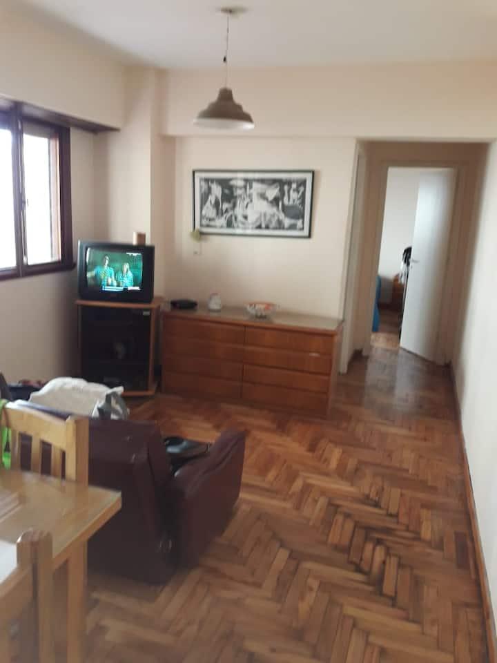 Mardel, P Luro y Córdoba, 2 amb. c/terraza de 10x4