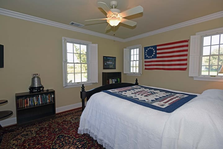 Two suites in Rustic Wine Country Inn - Fairfield - Bed & Breakfast