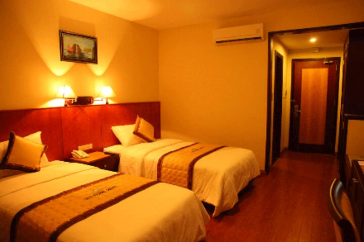 Sea Pearl Cat Ba Hotel 3 ( Twin Room)