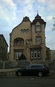 Vila Burghardt - Naumburg (Saale) - Departamento