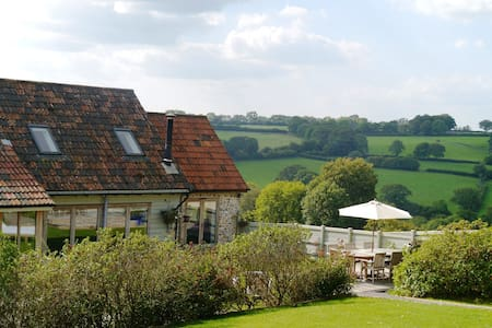 A lovely countryside retreat - Somerset - Huis