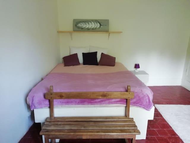 La chambre rosée