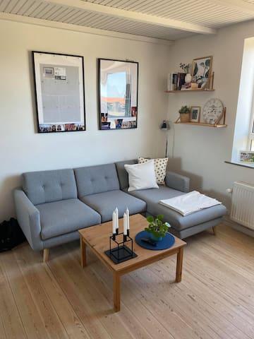 Hyggelig 2 værelses lejlighed i skønne Aarhus N
