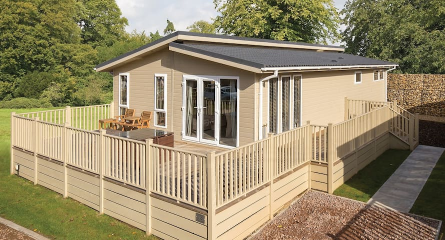 1 Bedroom Luxury Lodge at Blossom Hill - Honiton - Bungalo