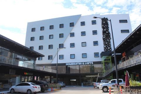 HOMESUITES MALECÓN suites con Sofá Cama