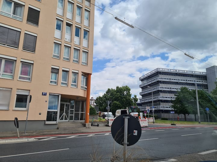Comfortables Appartement in Mannheim City