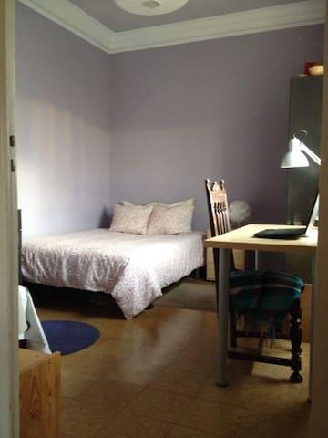 Double room in the center of Badalona - Badalona - Bed & Breakfast