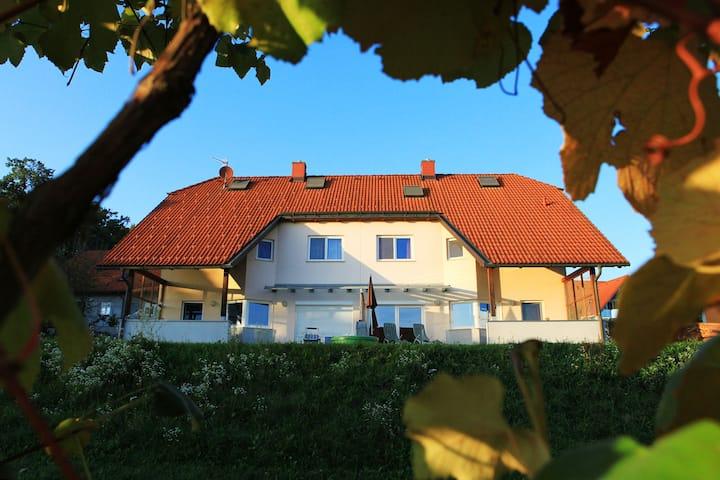 FERIENHAUS AM SCHLOSSHANG Haus A