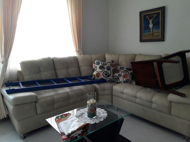 habitacion conjunto residencial. - Pereira