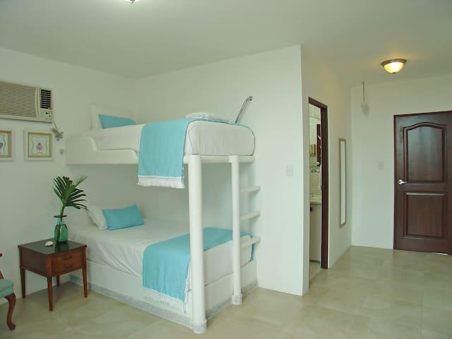 Bedroom 3 - Bunk Beds, and En-suite Bathroom