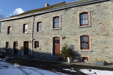 Chambre double près de Bastogne - Vaux-sur-Sûre