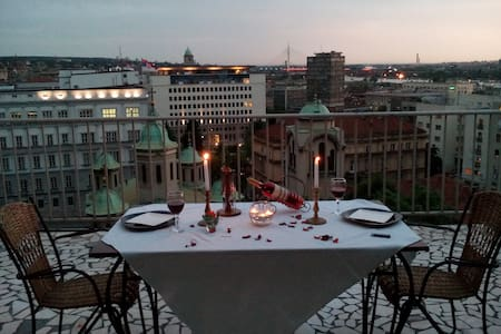 Natalie Apartment / Great Panoramic View - Beograd