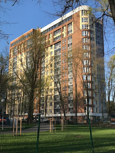 NEW комфортабельная квартира в центре ЖК ЦентрПарк