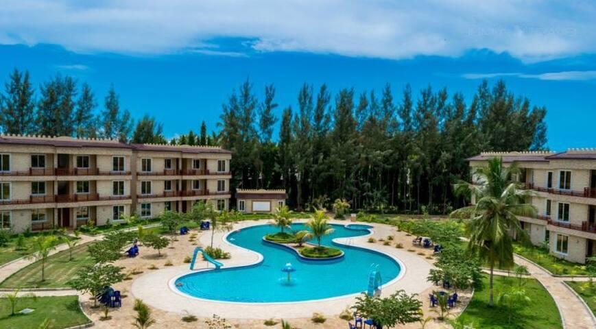 Kulaya Resorts (Swahili Teacher is available)
