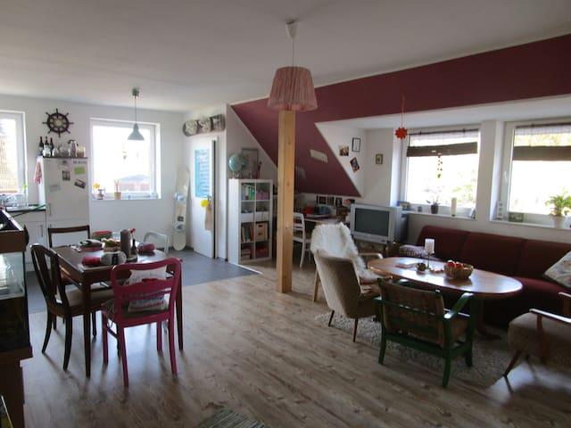 Schöne Wohnung in ruhiger Lage  - Dohren - Apartment