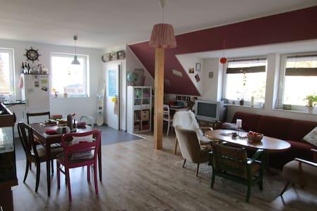 Schöne Wohnung in ruhiger Lage  - Dohren - อพาร์ทเมนท์
