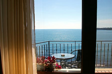 Sea View Apartment- home on the See - Daire