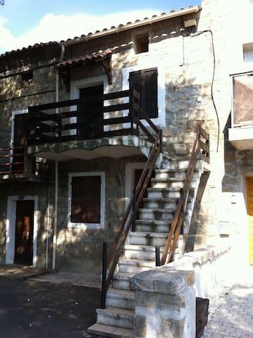 Triplex dans maison de campagne - Conca - Apartamento