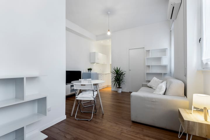 New and lovely flat in Milan Center
