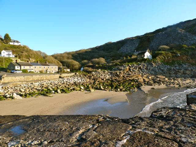 Peaceful seafront retreat, Cornwall - Lamorna - Hus