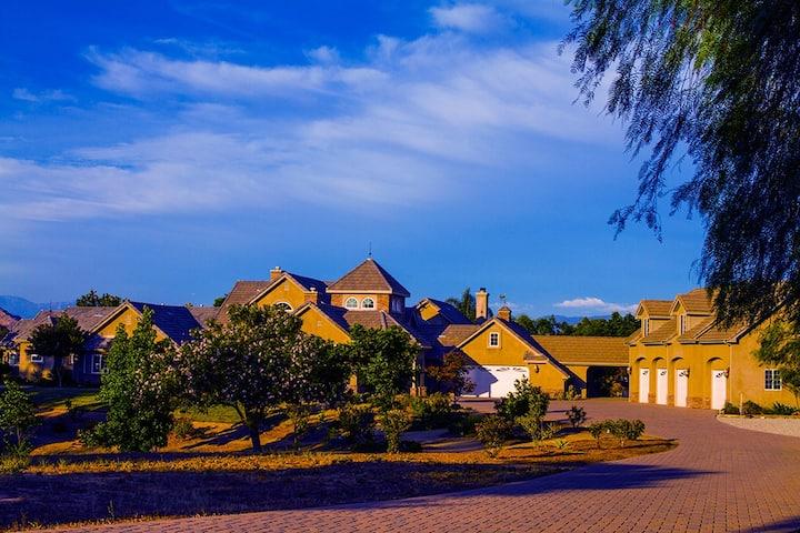 Hidden Vineyard Estate