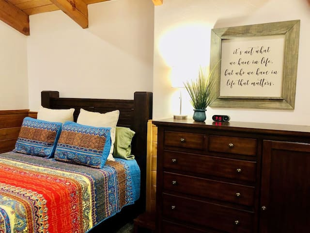 Spacious Guest Room with Queen Bed