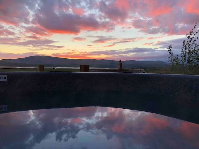 Apartment near Lake District - optional hot tub