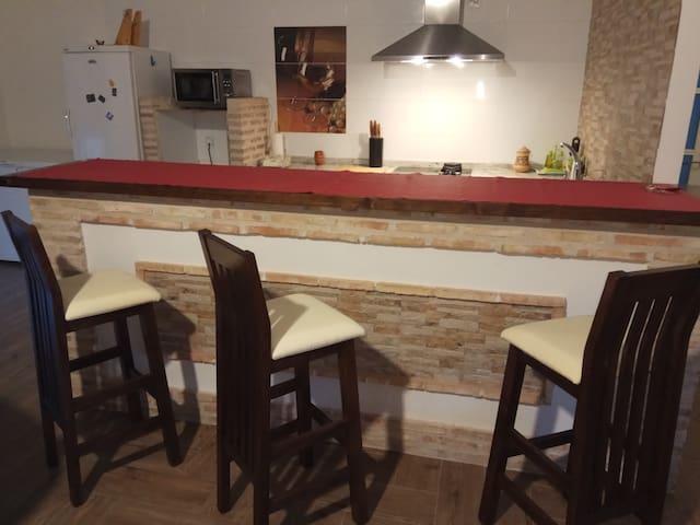 Apartamento en Aldeaquemada