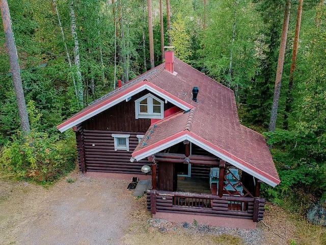 Villa Omena at Messilä Ski and Camping