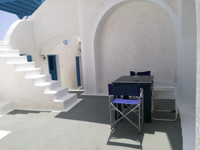 White-blue studio II