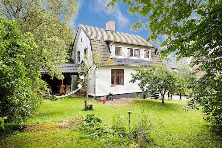 Family-friendly & close to city - Stockholm - Rumah