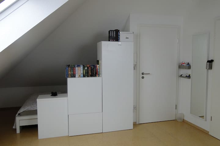 Modern Loft-Studio - Erlangen - Lägenhet