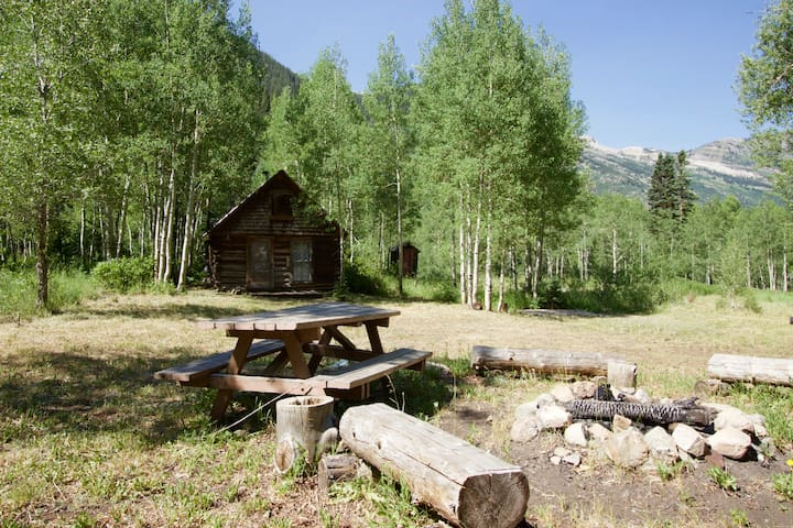Edgerton Cabin @Crystal Mountain Ranch