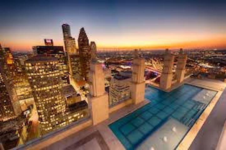 Houston's Highest Penthouse Suite