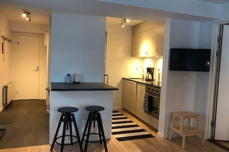 Lägenhet ca 45 kvm, centralt och lugnt läge Åre by