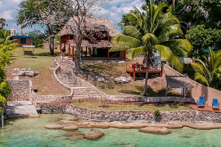 Casa villa Real- IT'S FRONT LAGOON-AMAZING VIEW
