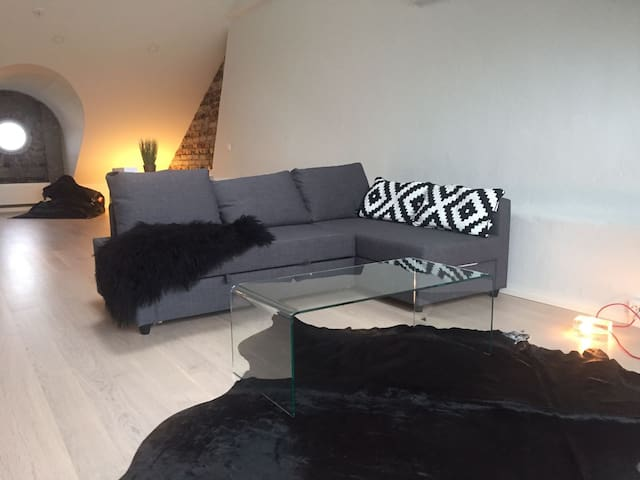Brand new loft & best location in Helsinki center!
