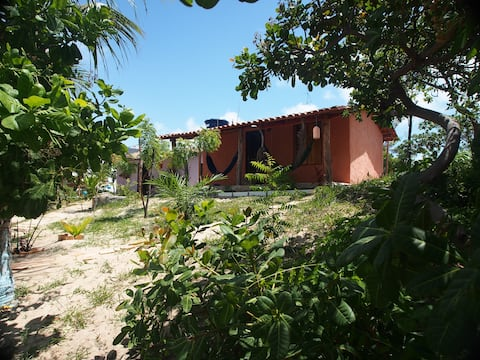 Lindo! 4 people bungalow in a cute place in Atins.