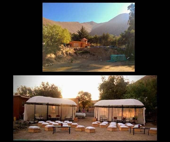 Camping Los Místicos Eclipse 2019