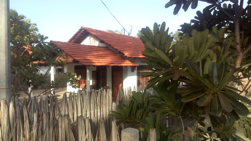 Kalpitiya Beach House