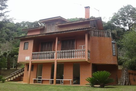 Casa de Campo para relaxar em Almirante Tamandaré