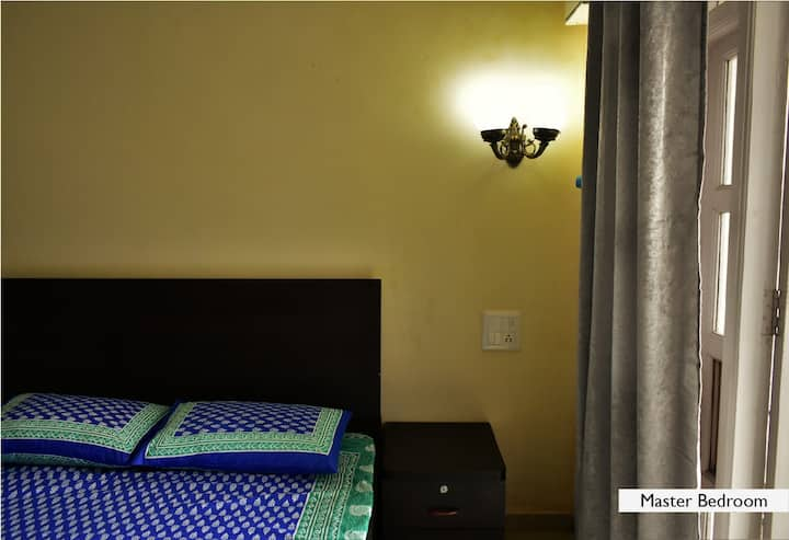 For Comfy & Privy Stay in Colva 2BHK Furnished