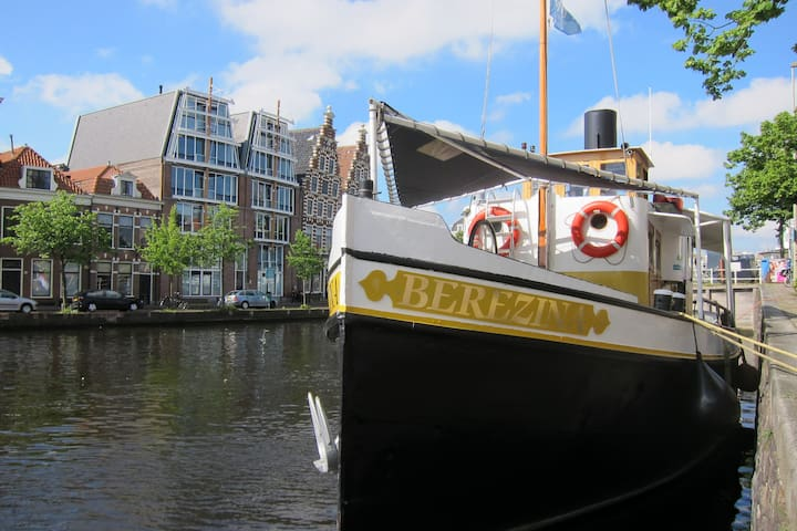 Great Boat&Bike holidays on a charming ship - Haarlem - Boat