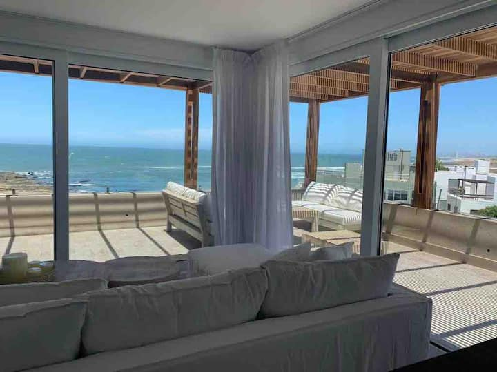 Breathtaking Apartment by the Ocean @La Barra