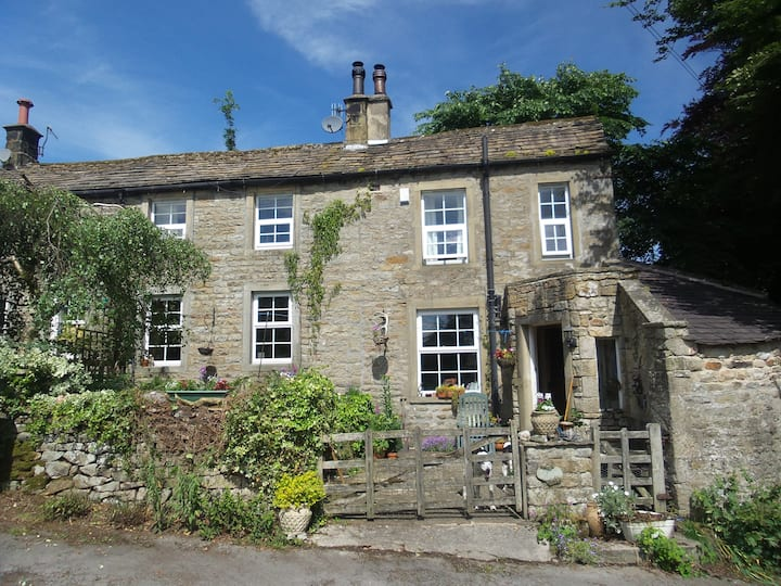 18 century semi detached dales cottage, Hebden.