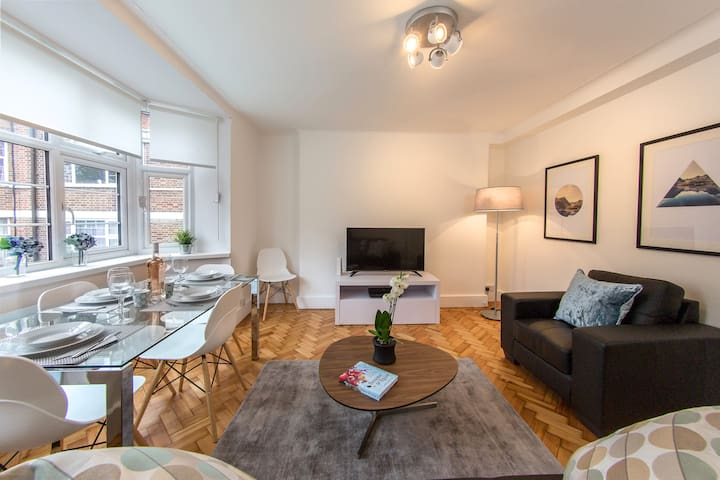 Muswell Hill - 2 bed apartment near the Broadway - London - Leilighet